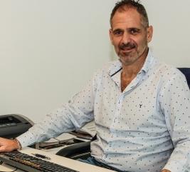 Nuestro equipo - Pablo Dembinsky      -  Gerente financiero