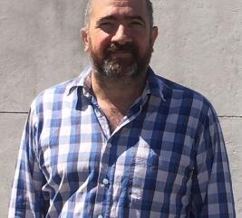 Nuestro equipo - Pablo Verón     -  Tesorería