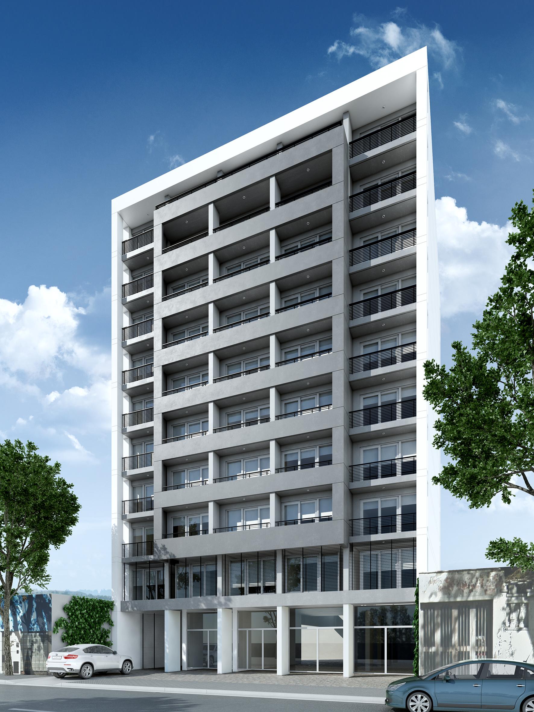We Building Pellegrini. Av. Pellegrini 4041. fotos