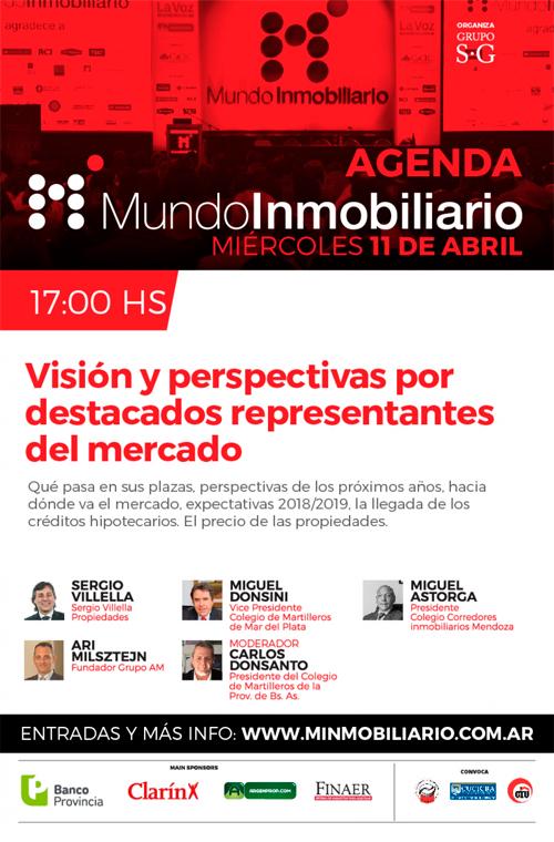 Mundo inmobiliario 2018 (Buenos Aires)